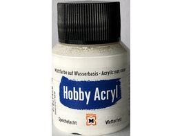 Mueller Hobby Acryl Mattfarbe
