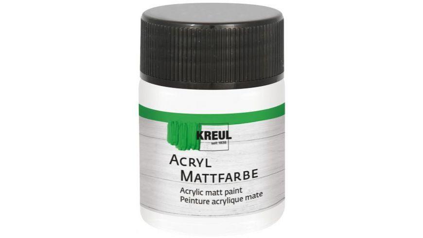 KREUL Acryl Mattfarbe 50ml