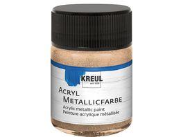 KREUL Acryl Metallicfarbe 50ml