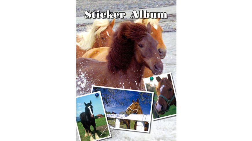 PAP ART Stickeralbum A4 sortiert