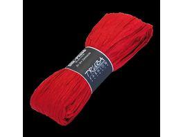 TRUBA Papier Silk Plisse 150mm x 5m rot