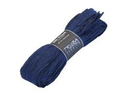 TRUBA Papier Silk Plisse 150mm x 5m royalblau