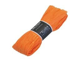 TRUBA Papier Silk Plisse 150mm x 5m orange