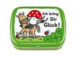 sheepworld Mintdose Ich bring Dir Glueck