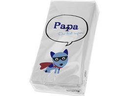 GRUSS CO Taschentuecher Papa