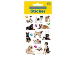 PAP ART Sticker Hunde