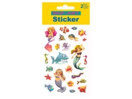 PAP ART Sticker tropische Fische