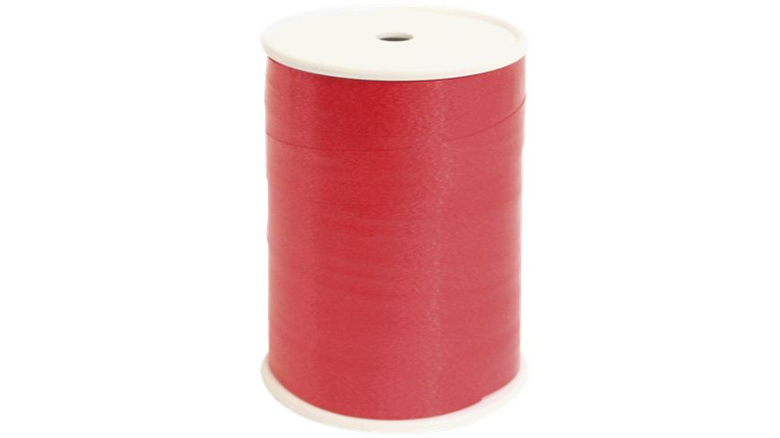 TRUBA Polyband Rolle 10mm x 50m rot