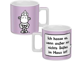 sheepworld Tasse SUeSSES
