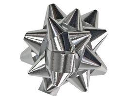 PRAeSENT Polybandrosette silber metallic