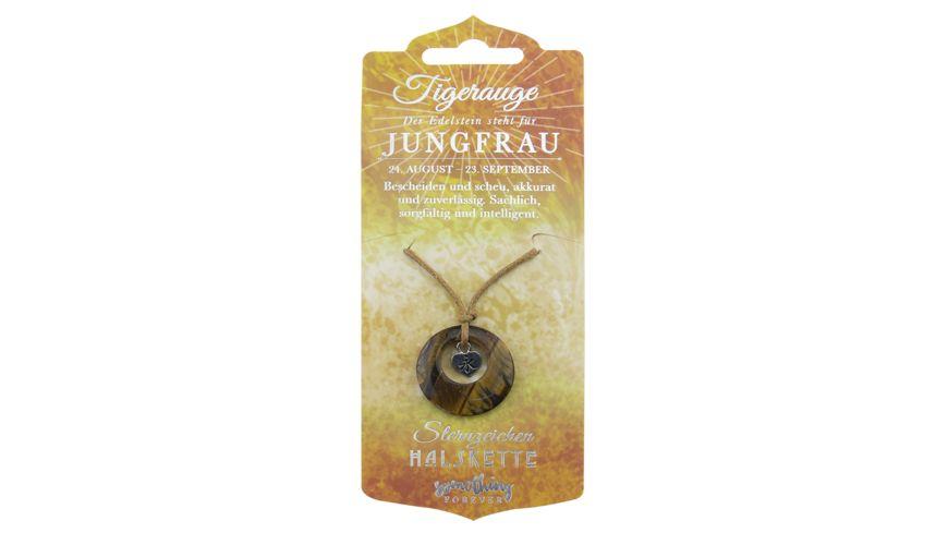 H H Halskette Jungfrau