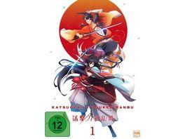 Katsugeki Touken Ranbu Volume 1 Episode 01 04
