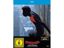 Spider Man A new Universe SteelBook