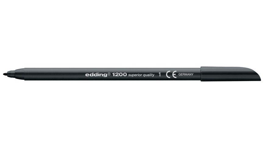 edding Fasermaler Colourpen 1200