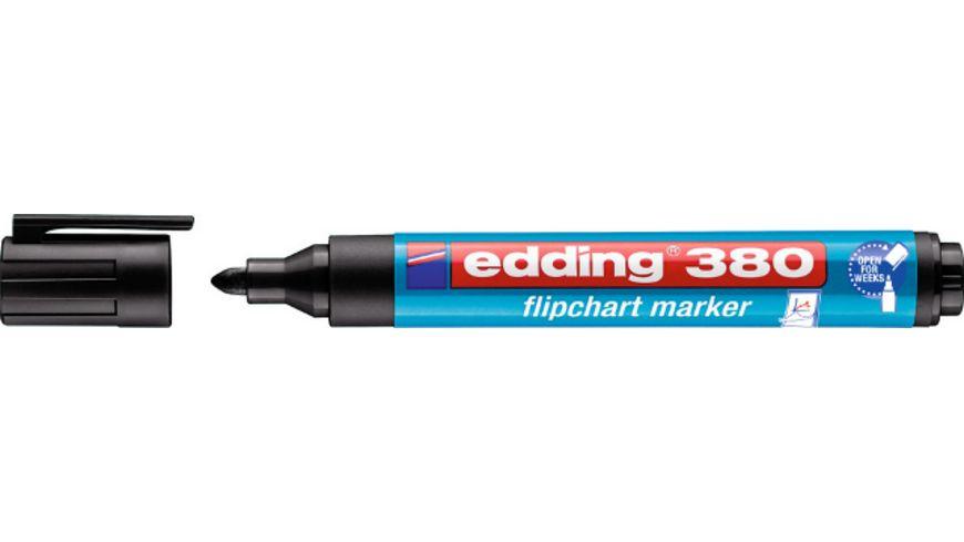 edding Flipchartmarker 383 1 5mm schwarz