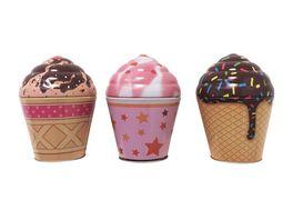 Blechbox Cupcake verschiedene Designs