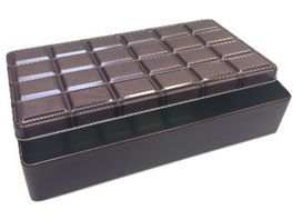 Blechbox 3D Schokolade