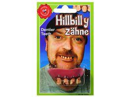 ERFURTH Hillbilly Zaehne
