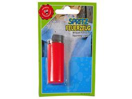 ERFURTH Spritz Feuerzeug