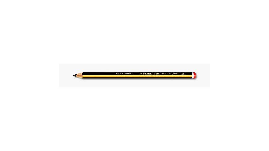 STAEDTLER Bleistift Ergo Soft Jumbo 2B 3mm