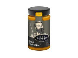 BioGourmet Grill Fondue Senf
