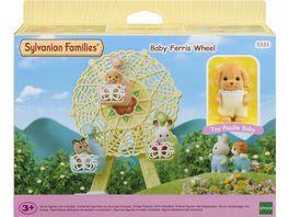 Sylvanian Families Baby Abenteuer Riesenrad