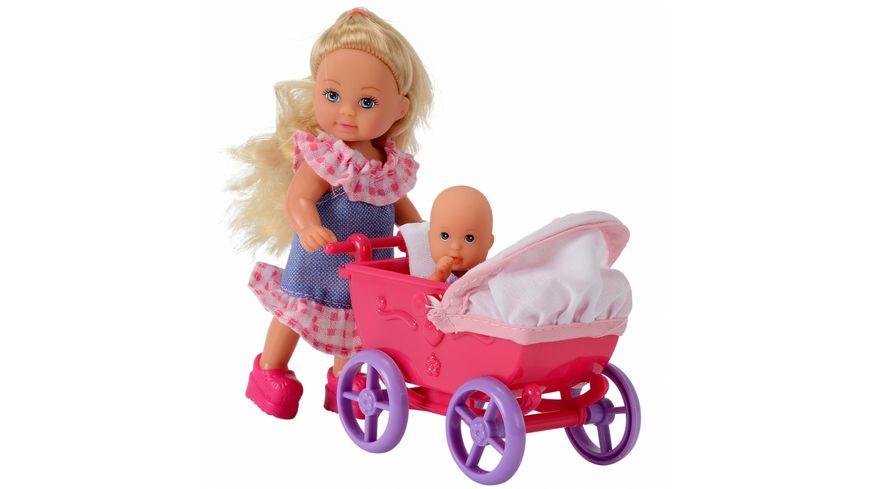 Simba Evi Love Doll Walk 1 Stueck sortiert
