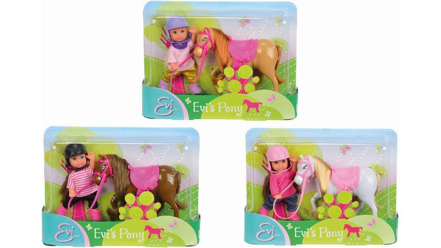 Simba - Evi Love - Evi Pony, 3-sort.