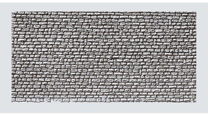 Faller 170602 H0 Mauerplatte Naturstein Quader