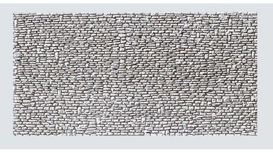Faller 170603 - H0 - Mauerplatte Naturstein