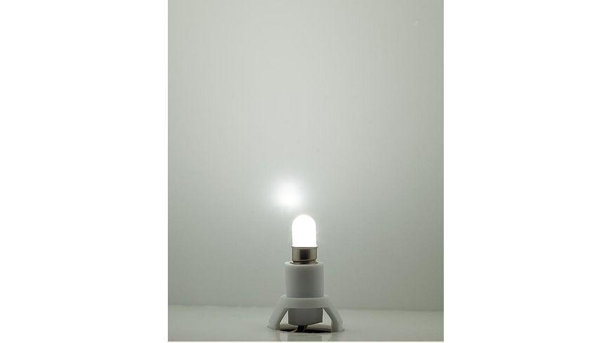 Faller 180661 Beleuchtungssockel LED kalt weiss