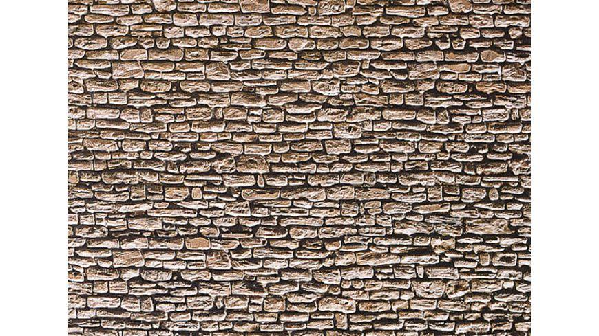 Faller 170618 - H0 - Mauerplatte Naturstein