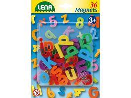 Lena Pre School Magnet Kleinbuchstaben