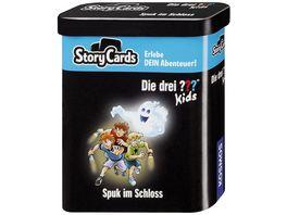 KOSMOS StoryCards Die drei Kids Spuk im Schloss