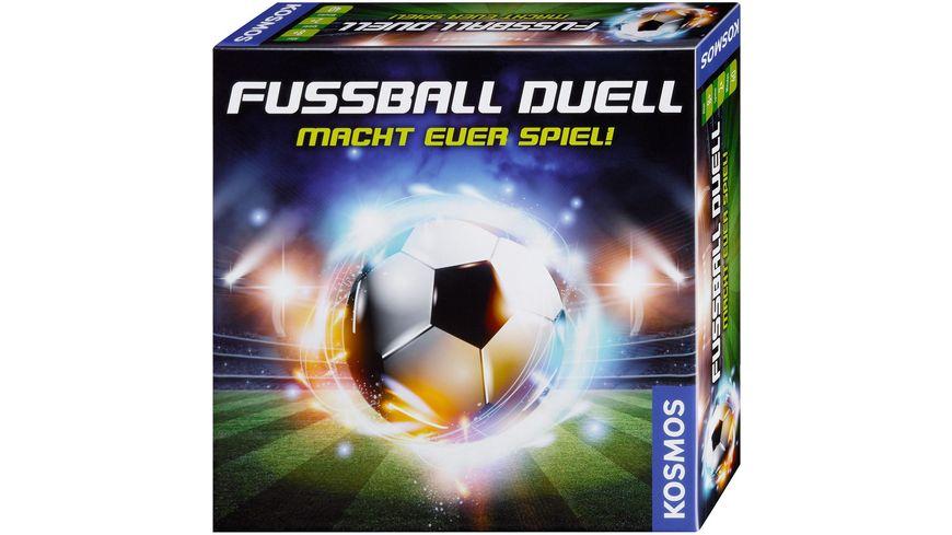 KOSMOS Fussball Duell