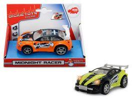 Dickie Midnight Racer 1 Stueck sortiert