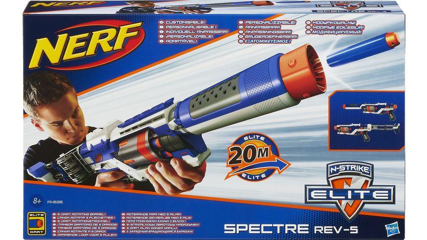 Hasbro Nerf N Strike Elite Spectre