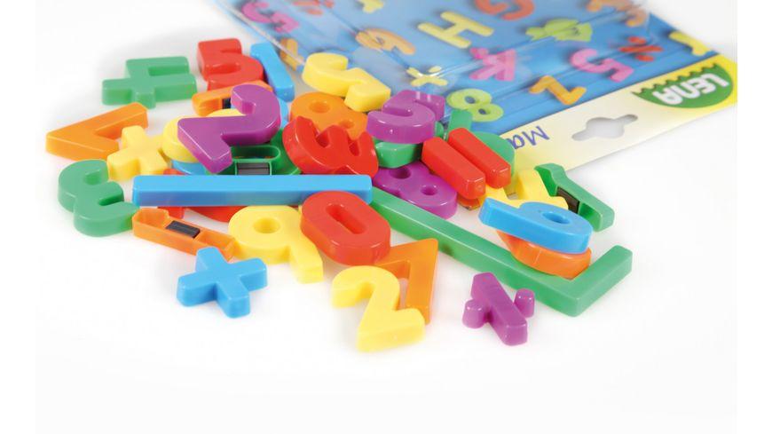 Lena Pre School Magnet Zahlen und Zeichen