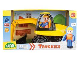 Lena Truckies Bagger