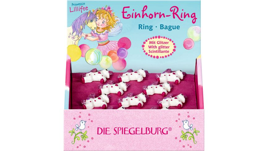 Die Spiegelburg Prinzessin Lillifee Einhorn Ring