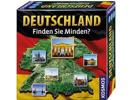 KOSMOS Deutschland Finden Sie Minden