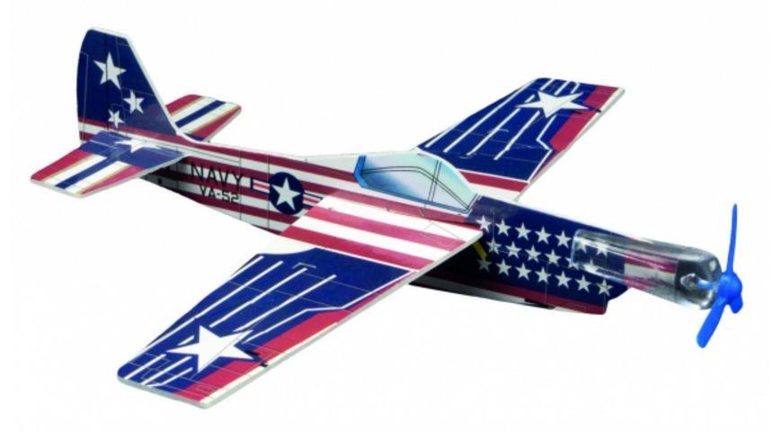 Kuenen Super Glider Propeller Flugzeug Bausatz