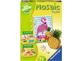 Ravensburger Beschaeftigung Mosaic Tropical