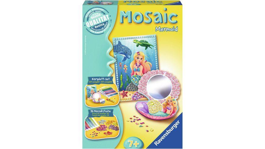 Ravensburger Beschaeftigung Mosaic Mermaid