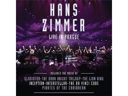 Live In Prague 2CD