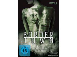Bordertown Staffel 2 4 DVDs