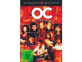 O C California Staffel 1 7 DVDs