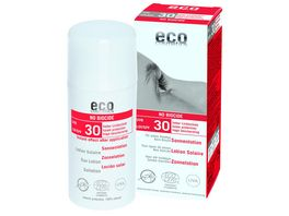 ECO No Biocide Sonnenlotion LSF 30