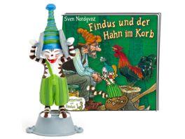 tonies Hoerfigur fuer die Toniebox Pettersson und Findus Findus und der Hahn im Korb