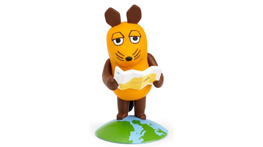 tonies Hoerfigur fuer die Toniebox Die Maus Mit der Maus die Welt entdecken
